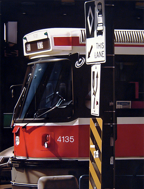 RUDY SPARKUHL TTC 4135 Acrylic on canvas